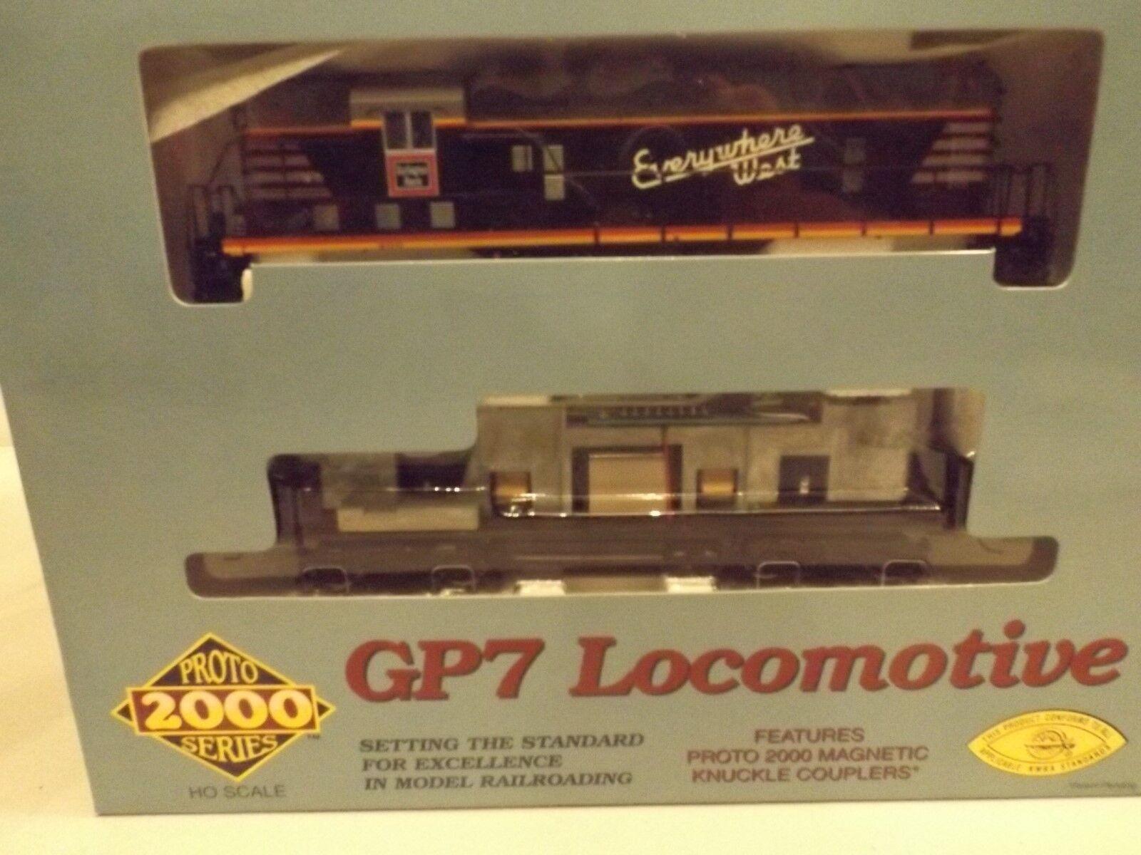 Ho Prossoo 2000 C, B&Q Motor Diesel GP7 en Caja Original