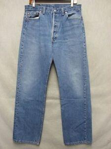 fc1b6c8412a A9760 Levi's 501 USA Made Killer Fade Jeans Men 32x29 | eBay