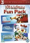 All Dogs Christmas Carol Pebble and The Penguin Ice Age Mammoth R4 DVD