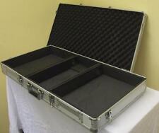"ROADINGER Flightcase-Konsole DIGI-2 für 1x 10"" MIXER + 2x CD-PLAYER DJ-Case NEU"