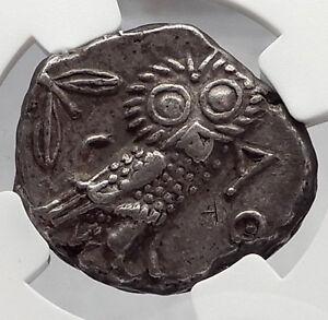 ATHENS-Attica-Greece-Athena-Owl-Tetradrachm-Ancient-Silver-Greek-Coin-NGC-i59986