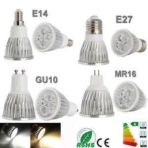 GU10-MR16-E14-E27-LED-Ampoule-Spotlight-Dimmable-9W-12W-15W-Lampe-Bulb-SMD