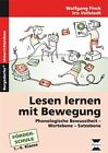 Lesen lernen mit Bewegung von Wolfgang Finck und Iris Vollstedt (2015, Geheftet)