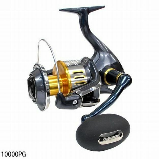 Shimano 15 TWIN POWER SW 10000-PG Spinning Cocheretes