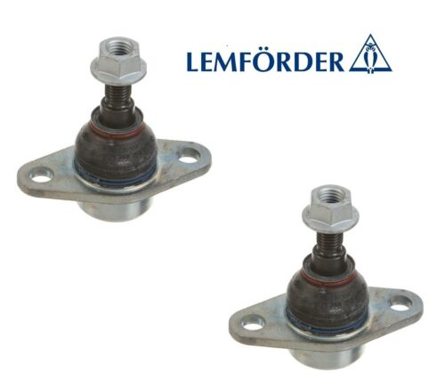 Mini R50 R52 R53C Cooper Set Of 2 Ball Joint for Wheel Carriers OEM LEMFOERDER