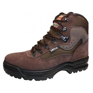 Bota-NOTTON-Trekking-Marron-Mod-710-Totalmente-IMPERMEABLE