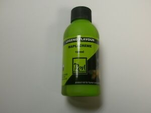 Fishing Sporting Goods Delicious Rod Hutchinsons Maplecreme Boilie Flavour 100ml Excellent Quality
