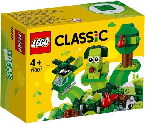 11007 LEGO CLASSIC Creative vert briques