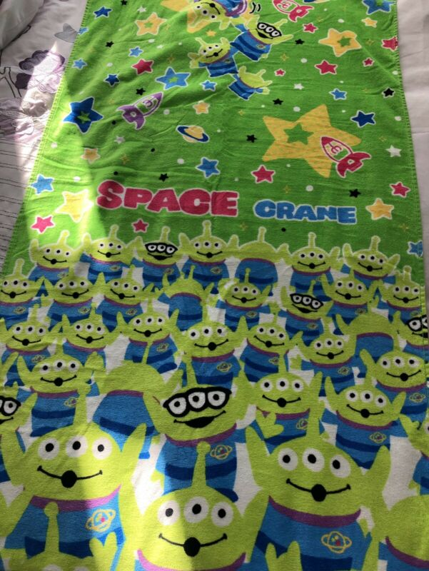 Cute toy story towel