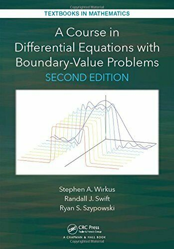 A Course in Differential Equations with Boundar, Wirkus, Swift, Szypowski**