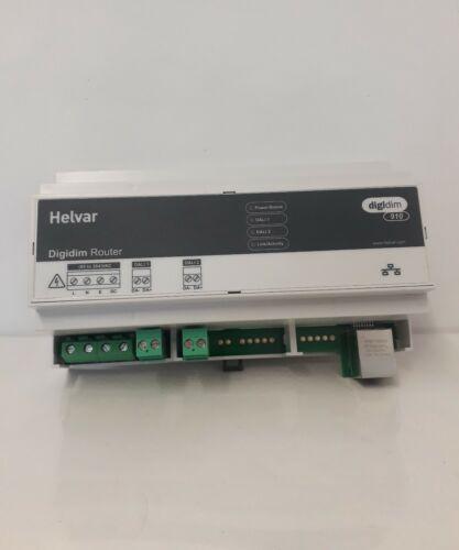 HELVAR Digidim Router 910 S//W 4.2 20 Rev33
