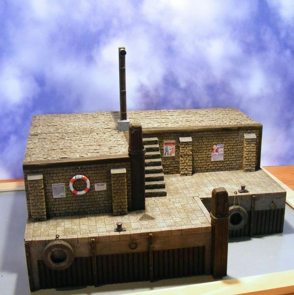 cómodo Reality Reality Reality In Scale 35160 ´The Old Harbour` 1 35 scale resin diorama model kit  calidad garantizada