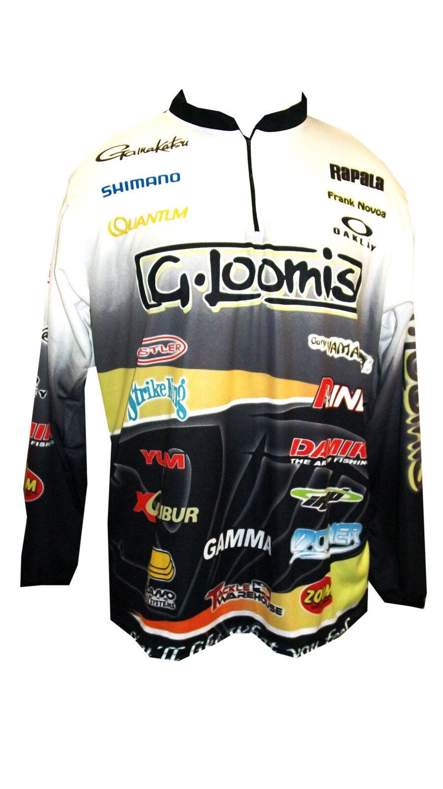 Jersey de pesca personalizadas, elige entre 100+ diseños o crear el tuyo, Excelente Calidad