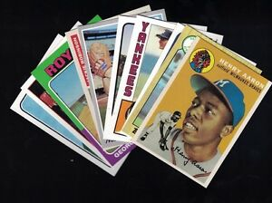 2017-Topps-Series-1-Rediscover-Topps-Promo-Insert-Pick-1-Complete-Your-Set