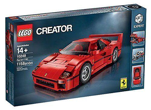 Lego Creator  10248 Ferrari F40  Nuovo Sealed  1158 PCS