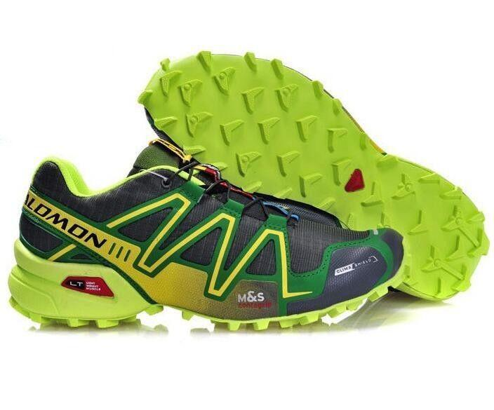 GRÖSSE 39 46 HERREN Schuhe Salomon Speedcross 3