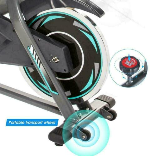 Details about  /Bicycle Cycling Fitness Exercise Stationary Bike Cardio Home Indoor Workout^