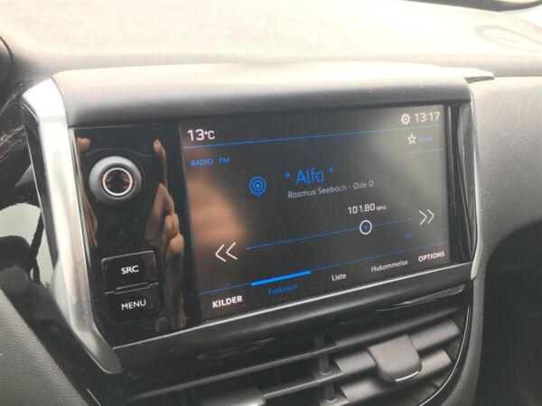 Peugeot 208 1,6 BlueHDi 100 Envy billede 16