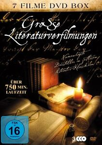 7-Litterature-Klassiker-Films-ANNA-KARENINE-Henry-V-SCHULD-amp-EXPIATION-Boite-DVD