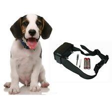 New Anti Bark No Barking Dog Static Shock Collar For Medium/Large 20lb-150lbs