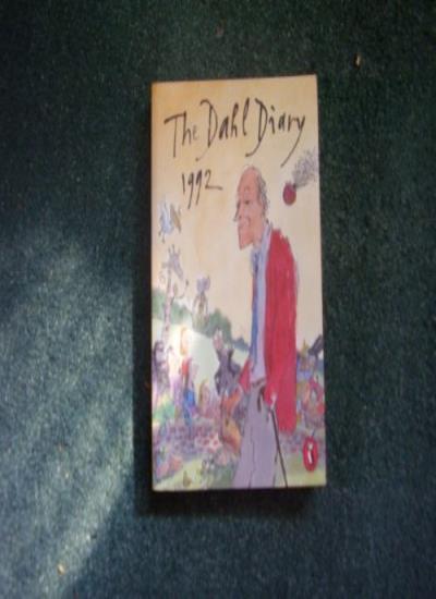The Roald Dahl Diary 1992,Roald Dahl, Quentin Blake