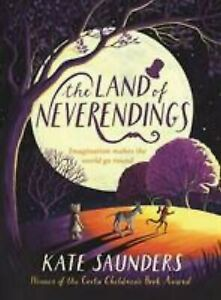 The-Land-Of-Neverendings-Tapa-Dura-Kate-Saunders-Proteccion-Contra