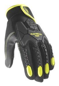 Handschuhe & Kniepolster Flexzilla F7005m Hi-dexterity Leder Arbeitshandschuhe,touchscreen Fähigkeit Pro Heimwerker