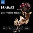 Brahms: Ein deutsches Requiem (CD, Mar-2014, Naxos (Distributor))