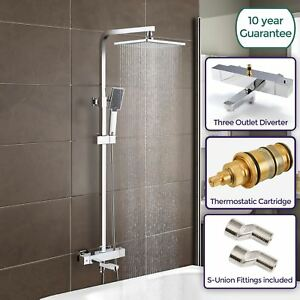 Wall Mounted Digital Shower Mixer Valve Control With Display Intelligent Pre-box Bath Shower Panel Shower Mixers Chrome Finish To Be Distributed All Over The World Bathroom Fixtures