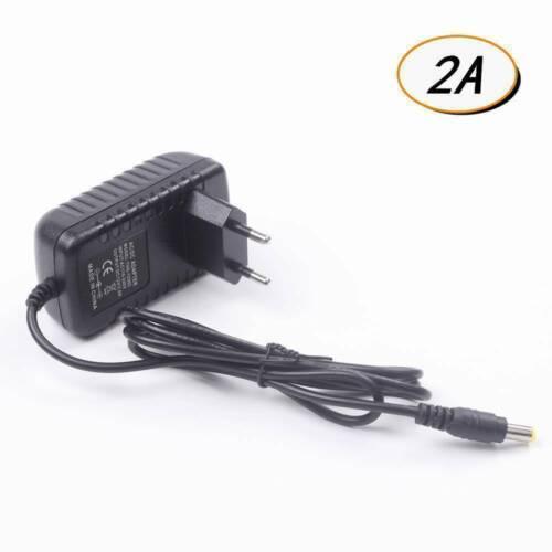 8A LED Trafo Netzteil Netzadapter Driver für LED RGB Strip Streifen DC 12V 1A