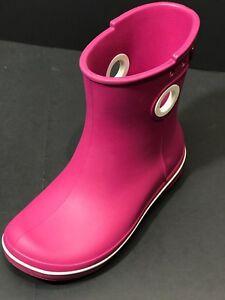 fc6ca432144f Image is loading Crocs-JAUNT-SHORTY-Womens-Short-Wellington-Rain-Boots-