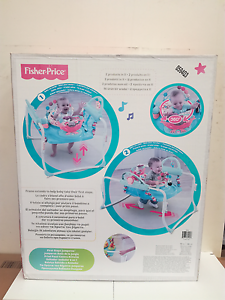 Bebé Niño Centro De Actividades Fisher-price 2 productos en 1 Bfb22 Nuevo