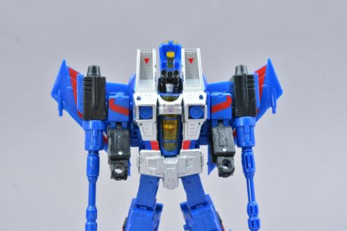 Transformers Generations Thundercracker Complete Deluxe 2011