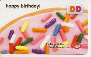 Dunkin-039-Donuts-Restaurant-Happy-Birthday-Sprinkles-Donut-2012-Gift-Card-FD-28060