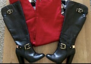 ALDO BRANTINGHAM Boots Size 9 Black