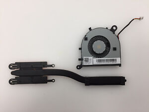 CPU-Fan-4-Pin-amp-Heatsink-0XHT5V-056R5W-FOR-Dell-XPS-13-9350