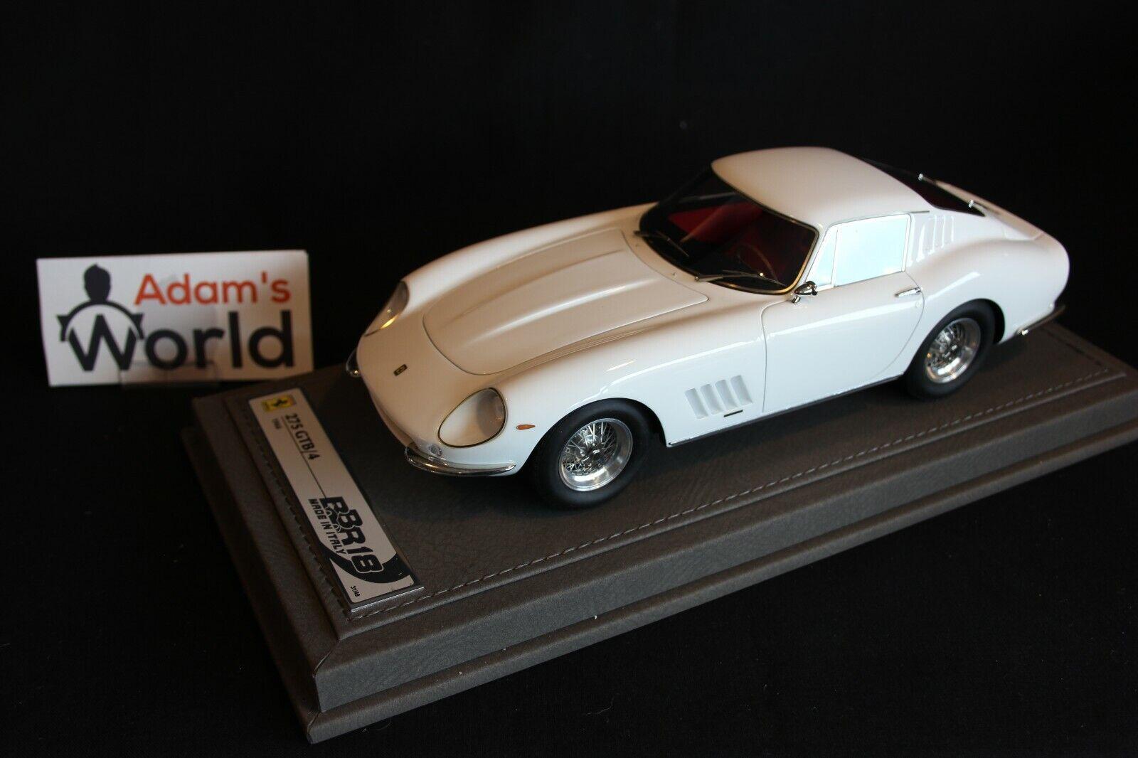 BBR Ferrari 275 GTB 1 18 blancoo (PJBB)