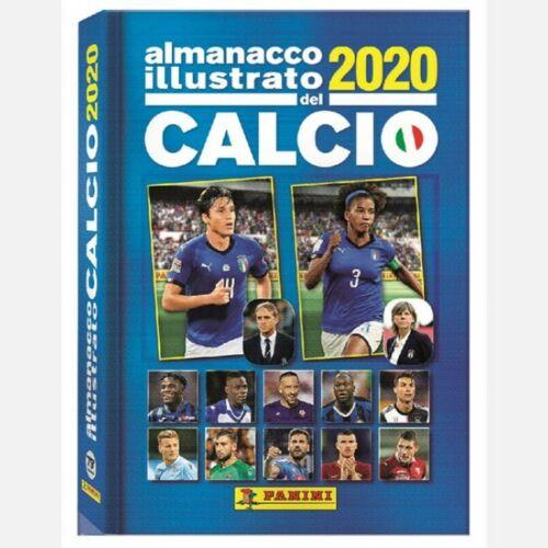 Panini ALMANACCO ILLUSTRATO DEL CALCIO 2020