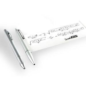 Kit-Penne-ScuolaZoo-Penna-Bigliettino-Penna-Laser-con-inchiostro-invisibile