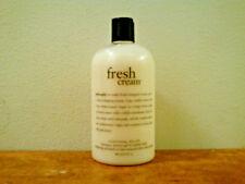 Philosophy Fresh Cream Shampoo & Shower Gel (16 oz) Brand New & Sealed