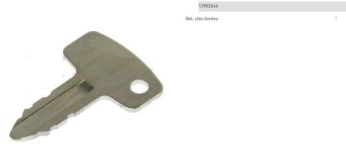 CLE DE CONTACT KUBOTA 800 KG INTERRUPTEUR D/'ALLUMAGE PIECE MINIPELLE