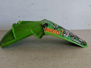 Kawasaki KX250,KX125 ACERBIS REAR FENDER GREEN 2071060006 Fits