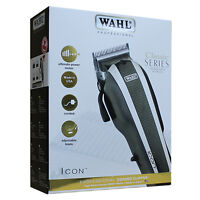 Wahl Professional 8490 Classic Series Icon Corded Salon Clipper -