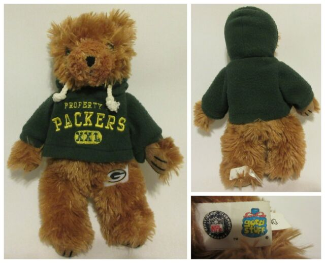 Forever Collectibles NFL Unisex 10 Jersey Bear
