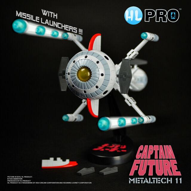 Hl pro Metaltech-11 Captain Future Comet