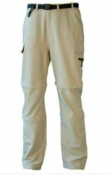 Deproc Kenora Hiking Trousers Trekking Trousers Ladies Double Zip 4  WAY STRETCH NEW in 19  after-sale protection