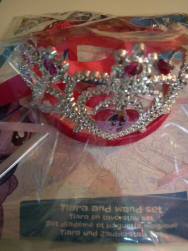 My Little Pony Tiara And Wand