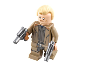 Tobias Beckett GENUINE Minifigure Figure! LEGO Star Wars 75215