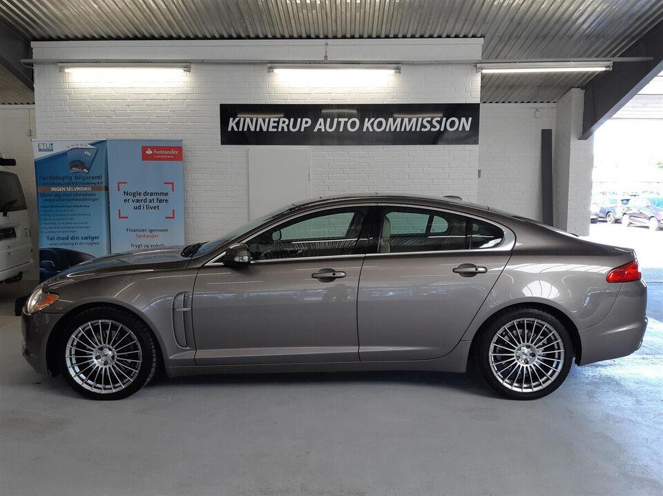 Jaguar XF 2,7 D V6 Premium Luxury aut. Diesel aut.
