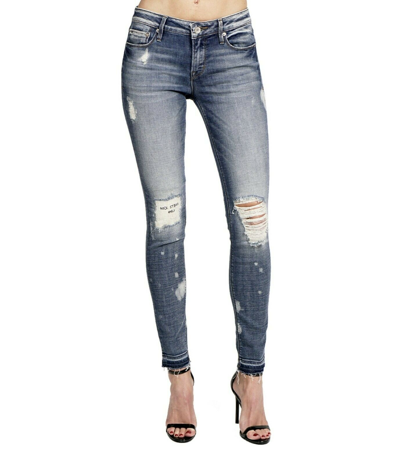 Cult Of Individuality Women's Zen MIDRISE Skinny Jeans BRAND NEW 28-29-30-31 149